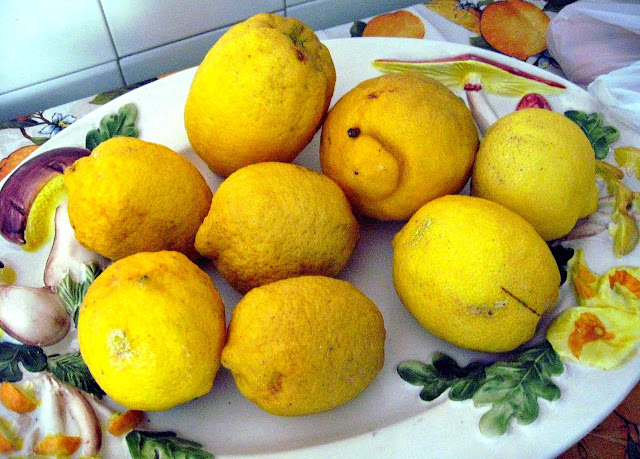 The Ugly Beauty: The Italian Lemon