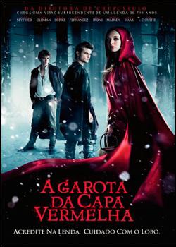 A Garota Da Capa Vermelha DVD-R Oficial