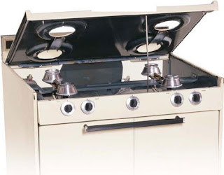Electric or Gas Range 2 How To Recycle a Scrap Oven Or Stove