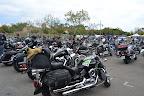 Unes 500 motos a la Trobada Motera