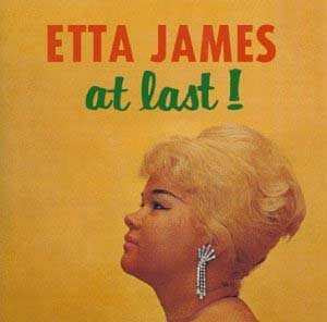 Etta James - At Last, Xtra Charts