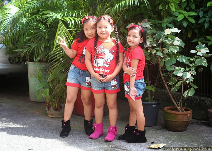 Red Hello Kitty OOTD