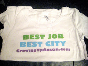 Growing Up Austin