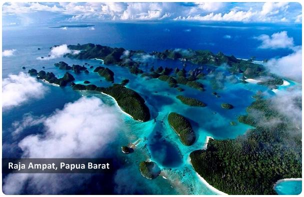 Raja Ampat - Pesona Keindahan Alam Papua