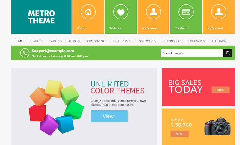 Top 10 Free Premium Blogger Templates of the year 2013
