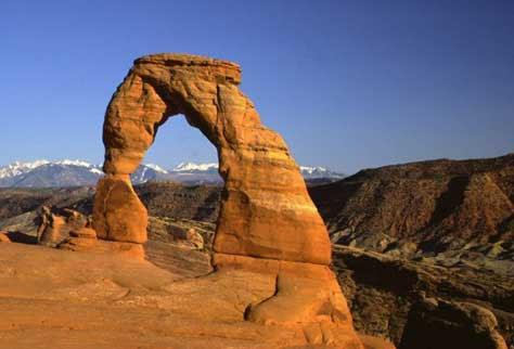 Cañón del Colorado, monolito