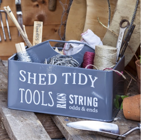 Shed Tidy Trug