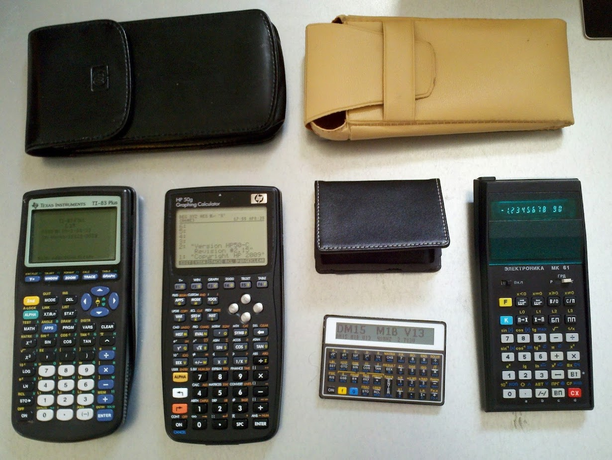 Post Your Calculator Collection - Cemetech   Forum   Technology