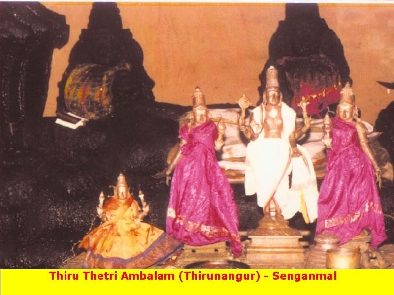 Sri Senganmal Ranganatha Perumal Temple (Thiru Thetri Ambalam) Seerkazhi - Divya Desam 37