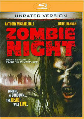 Filme Poster Zombie Night BDRip XviD & RMVB Legendado