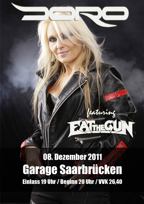 Doro - In Rock-Tour 2011