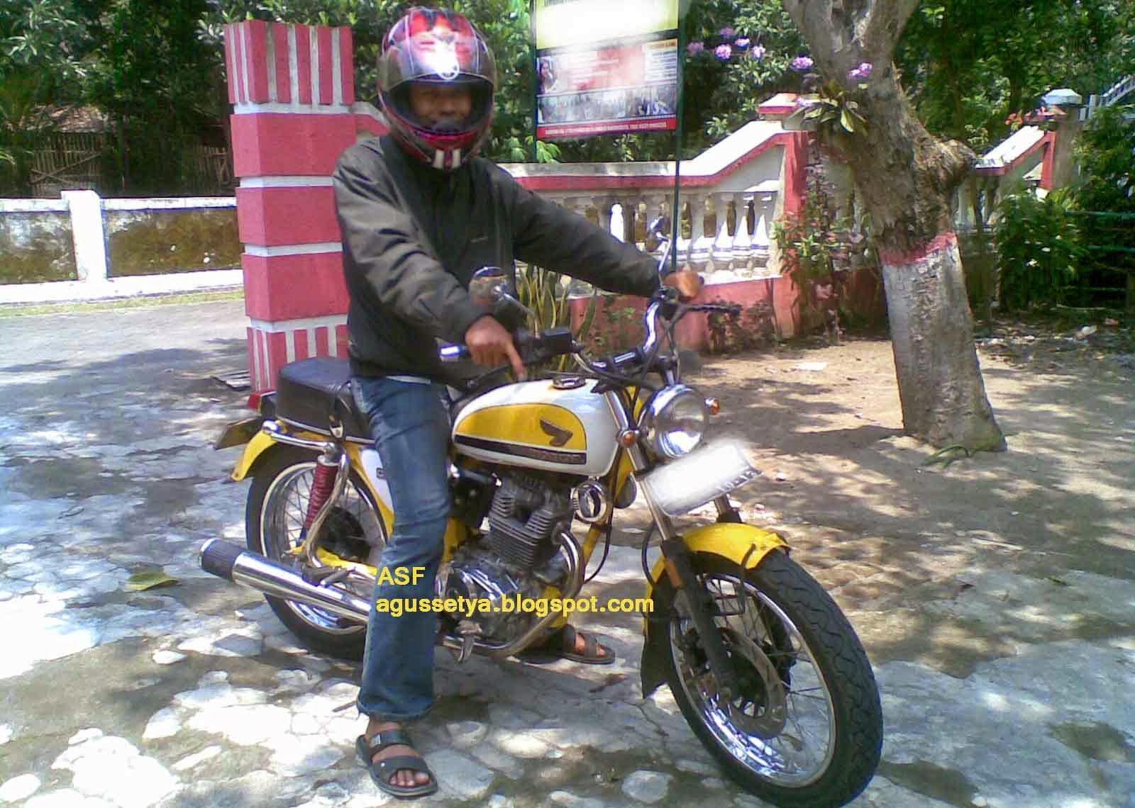 Download Kumpulan 83 Modifikasi Motor Cb Minimalis Terkeren Fire Modif