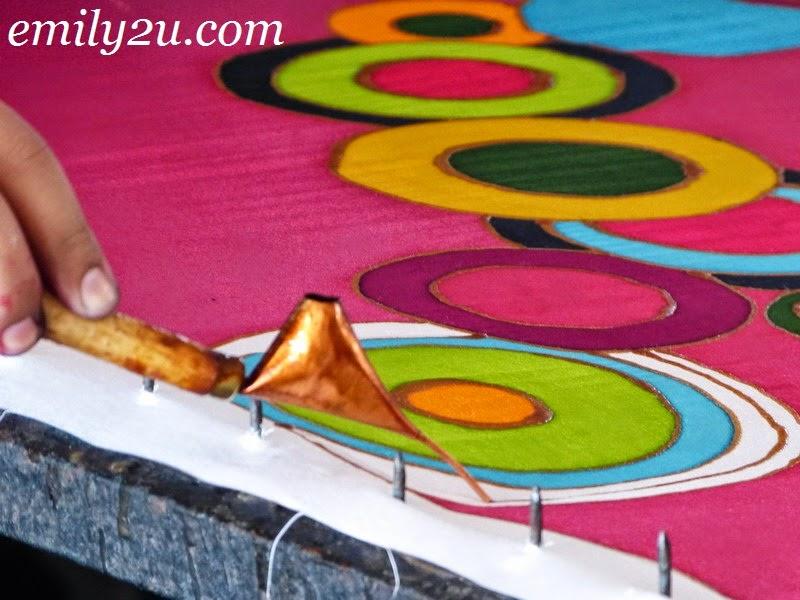 batik craft centre Terengganu