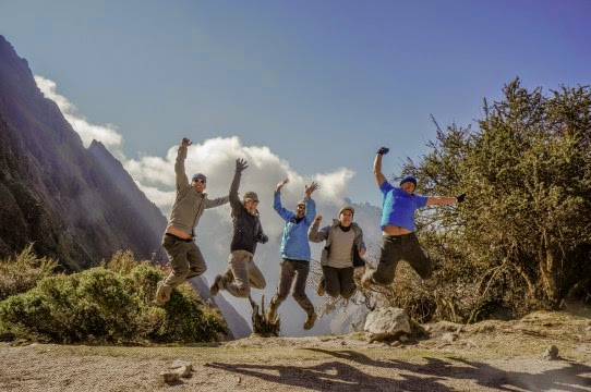 Inca Trail Killary Peru