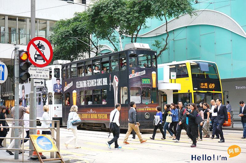 香港叮叮車-1