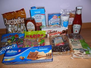 Ernährung testen kostenlos