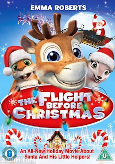 Chuyến Bay Kỳ Thú - The Flight Before Christmas (2008) Poster