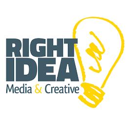 Right Idea Media & Creative logo