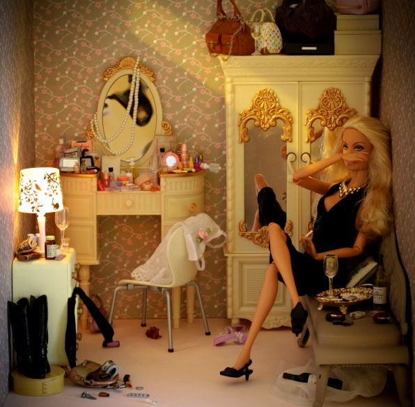 Bad Barbie