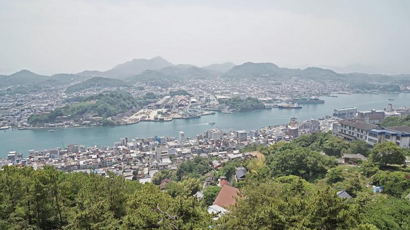 尾道 千光寺公園 写真