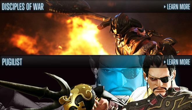 Final Fantasy XIV khoe ảnh các lớp nhân vật