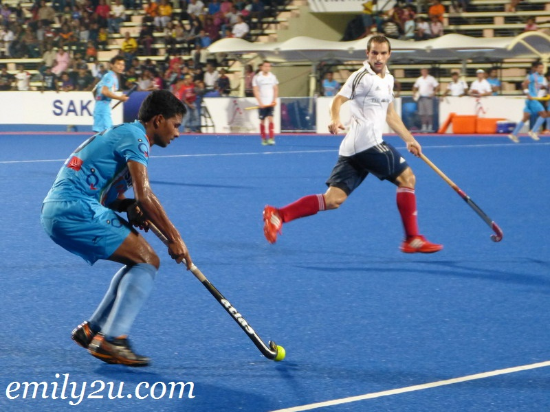 men's international field hockey Ipoh