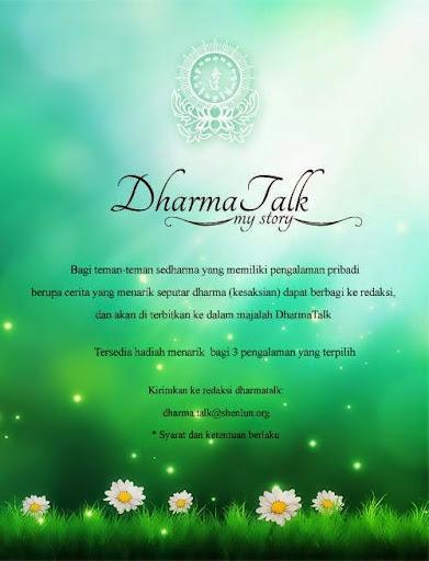 DharmaTalk My Story