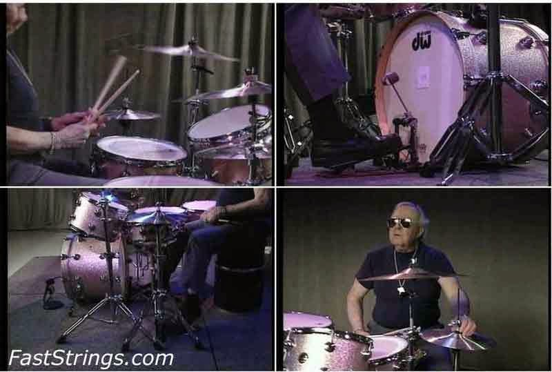 Joe Morello - Drum Method 2: Around The Kit