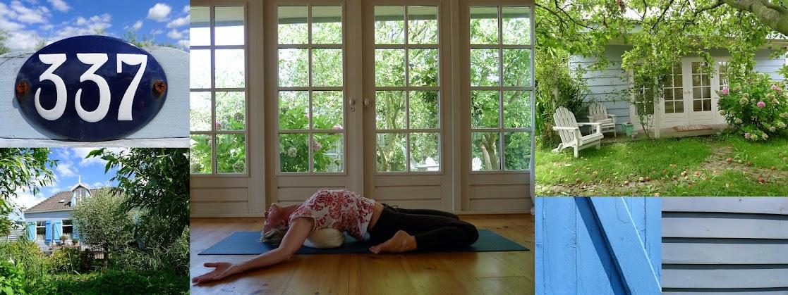 yin yoga les