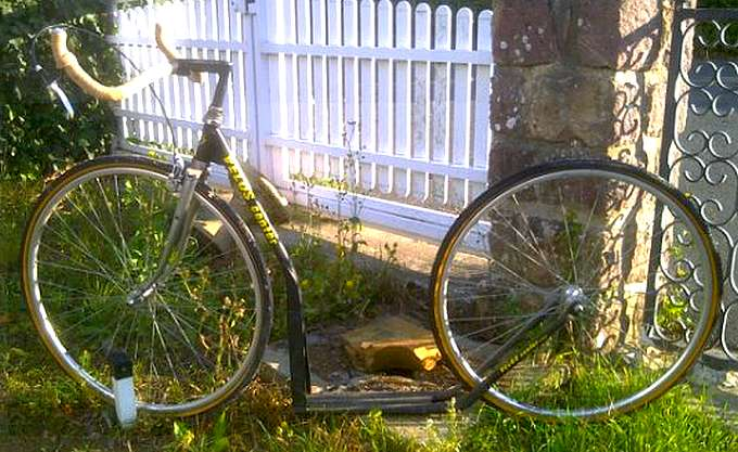 trottinette Trocyclette