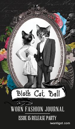 The Black Cat Ball - November 24, 2012