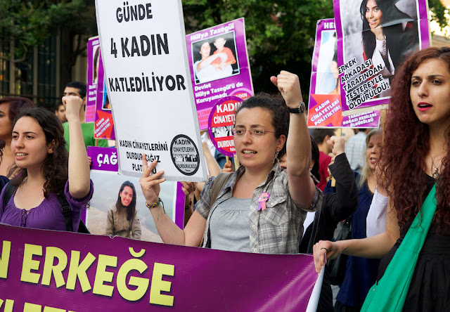 Protesting Honor Killings