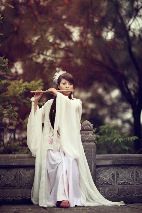 Nàng A Châu dịu dàng trong Thiên Long Bát Bộ 4