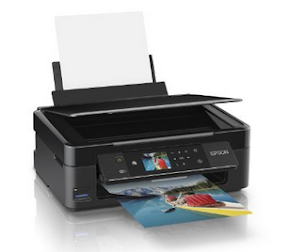 Epson Expression Home XP-422 driver download for windows mac os x linux