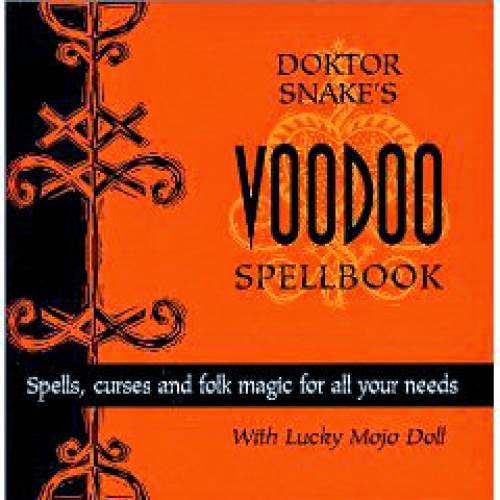 Review Doktor Snake Voodoo Spell Book
