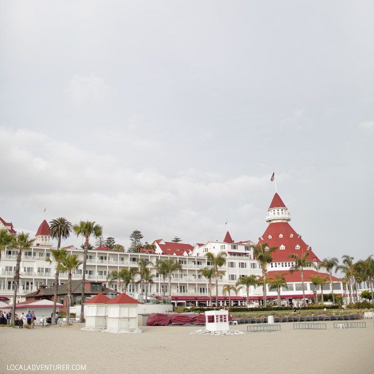 Coronado Beach (Best Things to Do in San Diego).