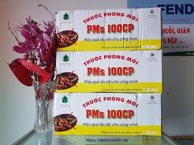 Thuốc phòng mối PMS 100CP