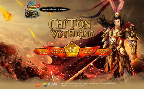 Ngọa Long cập nhật VIP Chí Tôn từ sáng ngày 15/05 1