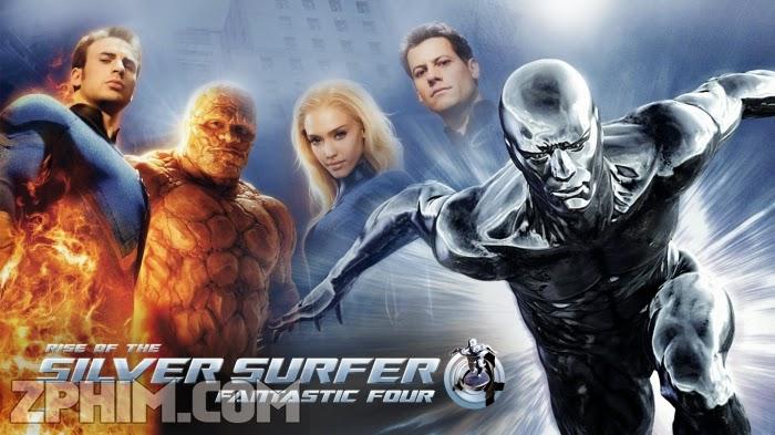 Ảnh trong phim Bộ Tứ Siêu Đẳng 2: Chiếc Ván Bạc - Fantastic 4: Rise of the Silver Surfer 1