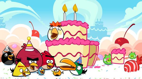 Angry Birds 2nd Birthday