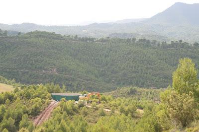 bassa adf defensa forestal contra incendis