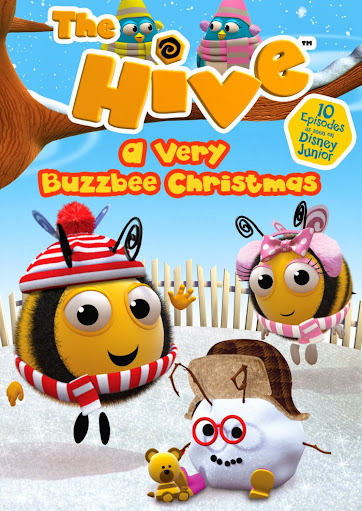 Kids Entertainment - The Hive: A Very Buzzbee Christmas DVD