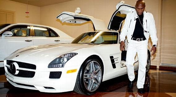 Floyd Mayweather Cars Collection 2013 2014