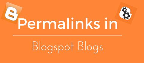 Tùy chỉnh Permalink khi SEO bài viết trên Blogspot