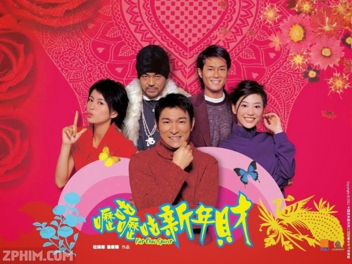 Ảnh trong phim Tâm Niệm Phát Tài - Fat Choi Spirit 1