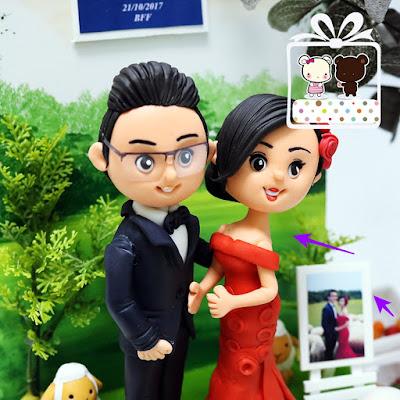 Shop Handmade nặn tượng Chibi theo yêu cầu tại Quận Bình Tân