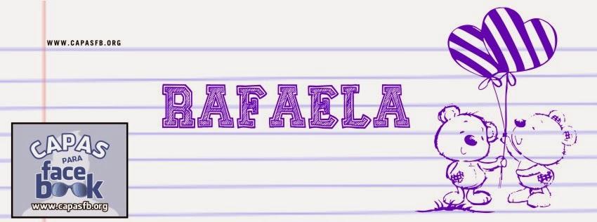 Capas para Facebook Rafaela