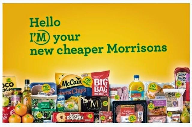 Morrisons Mum My Bank Holiday Shop Mummys Diary
