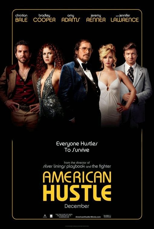 Poster Of English Movie American Hustle (2013) Free Download Full New Hollywood Movie Watch Online At Alldownloads4u.Com
