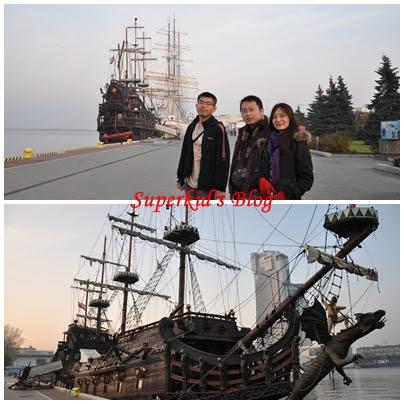 格丁尼亞海盜船!!!